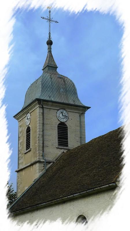 Un village du Haut-Dou...